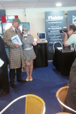 Thames Valley Business Expo Private Investigator